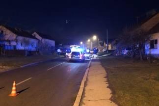 Dvije osobe ozlijeđene u prometnoj nesreći u Požegi