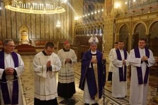 Biskup Škvorčević na Hrvatskom danu u Pečuhu