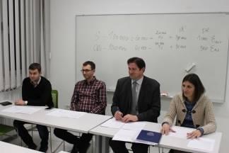 Godišnja skupština Udruge diplomiranih studenata Veleučilišta u Požegi  ¨ALUMNI VUP¨