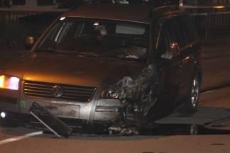 Za prometnu nesreću u subotu u Požegi kriva 21-godišnja vozačica