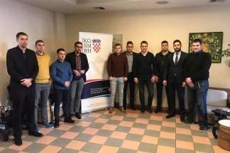 Ivan Svjetličić izabran za glavnog tajnika Koordinacije Savjeta mladih RH