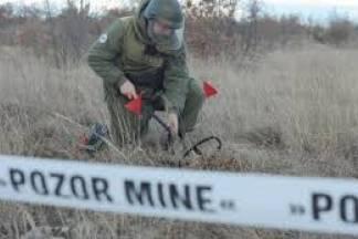 Danas će se od 10 do 15 sati vršiti uništavanje eksplozivnih sredstava u D. Šumetlici