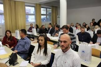 Održana početna konferencija projekta ¨Izgradnja Studentskog doma u Požegi¨