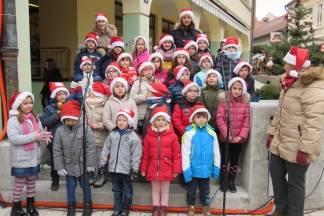 Otvoren Božićni sajam u Požegi