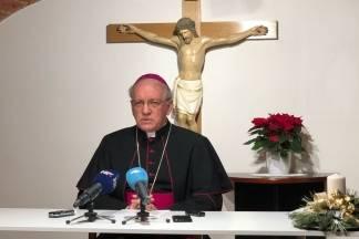 Biskup Škvorčević čestitao pravoslavni Božić
