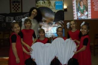 Humanitarni koncert -Srcem za djecu Afrike- u Zagrađu