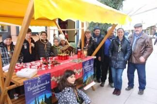 Betlehemsko svijetlo mira podijeljeno sugrađanima u Požegi