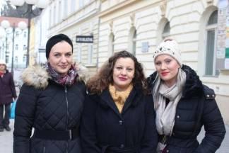 Zajednica žena ¨Katarina Zrinski¨ grada Požege prodavala kolače za pomoć potrebitoj obitelji