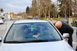 Gradonačelnik Puljašić nagradio vozače koji poštuju prometne propise