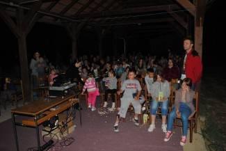 Ljetno kino u Lipiku: Dvostruko manje gledatelja nego lani