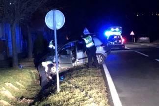Teža prometna nesreća kod Vukojevice, više osoba ozlijeđeno