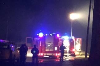 Vatrogasci 2017. godinu završili intervencijama, hitna pomoć intervenirala 54 puta