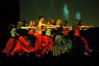 Požeški plesači otvaraju šibenski festival