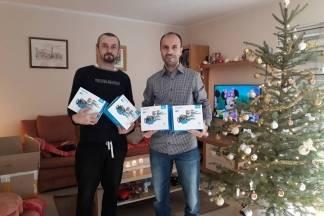Udruga ¨Vallis Aurea¨ donirala komplet robota osnovnim školama u Velikoj i Brestovcu