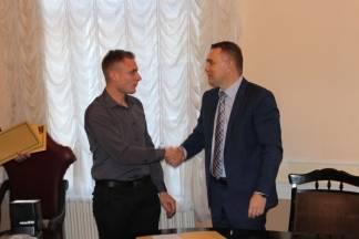 Svečano  uručenje Ugovora o korištenju stipendija Požeško-slavonske županije