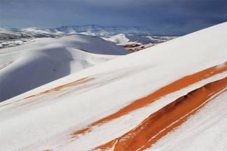Sahara pod snijegom, u Australiji se tope ceste, Amerika je smrznuta, a u Hrvatskoj cvatu visibabe i jaglaci
