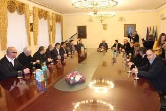 Susret gradonačelnika Puljašića s braniteljima