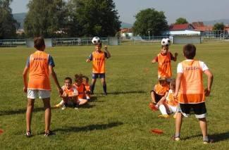 Arsenalova škola nogometa u Požegi