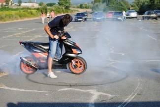 Dobrovac: 2. scooter susret
