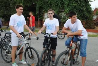 Ploštine: Giro di Liberta - biciklijada
