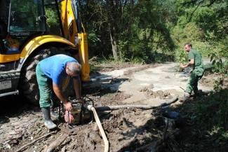 Lipik i Filipovac bez vode; normalizacija se očekuje tek navečer