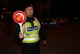 Na ovim cestama policija pojačano nadzire promet