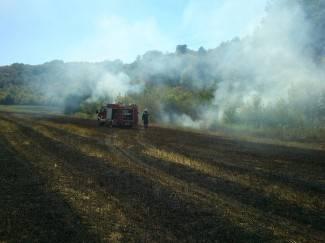 Vatrogasci dvaput gasili požar u Tulniku (foto)