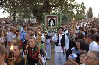 Pleternica: Zadnji dan Devetnica