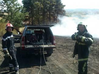 Vaše fotografije: Gašenje požara u Pleternici
