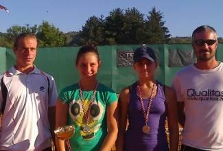 Lea Mjertan pobijedila na turniru u Požegi
