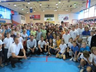 Požega: Zlatni hrvatski olimpijci u Grabriku