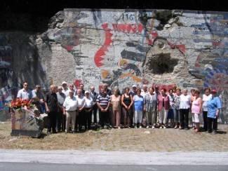 Murtićev mozaik Šušnjarska bitka još uvijek čeka obnovu