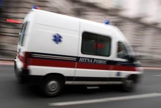 Hitna pomoć je u 4 dana imala preko stotinu intervencija