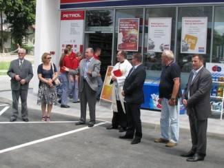 Požega dobila novu benzinsku postaju
