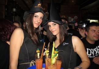 Požega: Noć vještica 2012