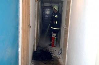 Babin vir: Zapalio se dimnjak na 3. katu, vatra se proširila