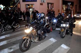 Karavana bikera za Vukovar stigla u Požegu