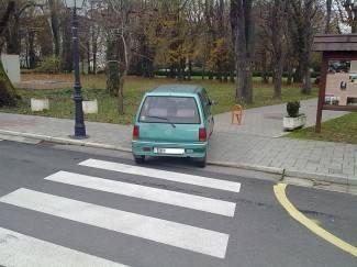 Vaše fotografije: Još jedan kandidat za najinovativnije parkiranje