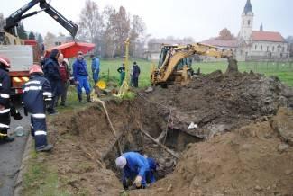 Radovi na plinovodu: Pakrac i okolica ostali bez plina