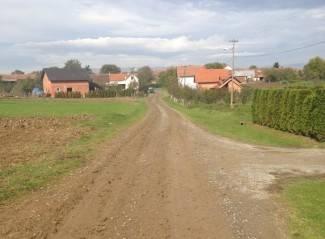 Vaše fotografije: Neasfaltirana cesta u Golobrdcima