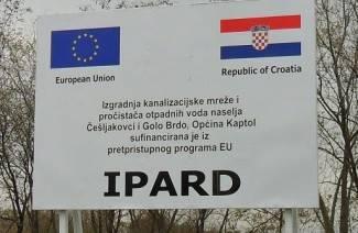 Općina Kaptol traži novog izvođača radova