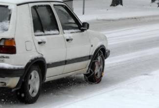 Ako vozite bez zimske opreme slijedi novčana kazna
