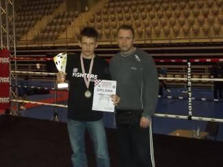 Požeški borci se vratili iz Zagreba s 5 brončanih medalja