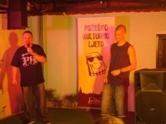 Reperi pokazali da hip-hop u Požegi ima budućnost (video)