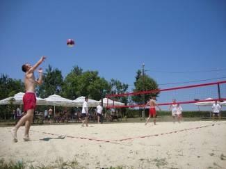 Badljevina: Turnir u odbojci na pijesku