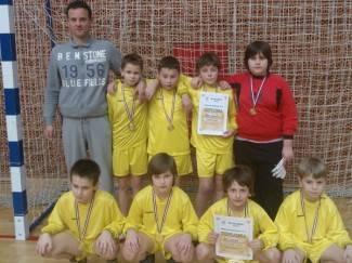 Mladi Pleterničani najbolji u U-10 konkurenciji