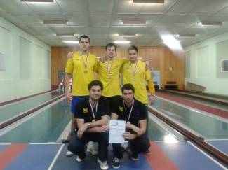 Kuglanje: Splićani pobijedili na juniorskom prvenstvu u Požegi