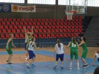 Alpe - Adria liga za djevojčice u Grabriku