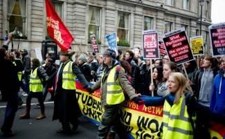 London: Veliki prosvjed protiv rezova u javnom sektoru