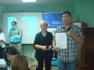 Puni krug: Dodjela ECDL diploma